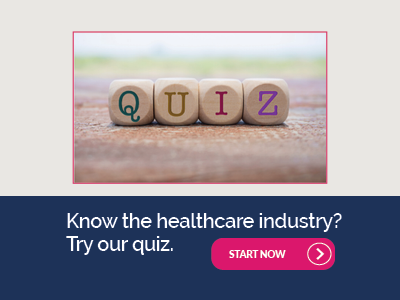 Know the healthcare industry? Try our quiz. Start now.