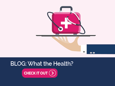 Blog: What the Health! Check it out.